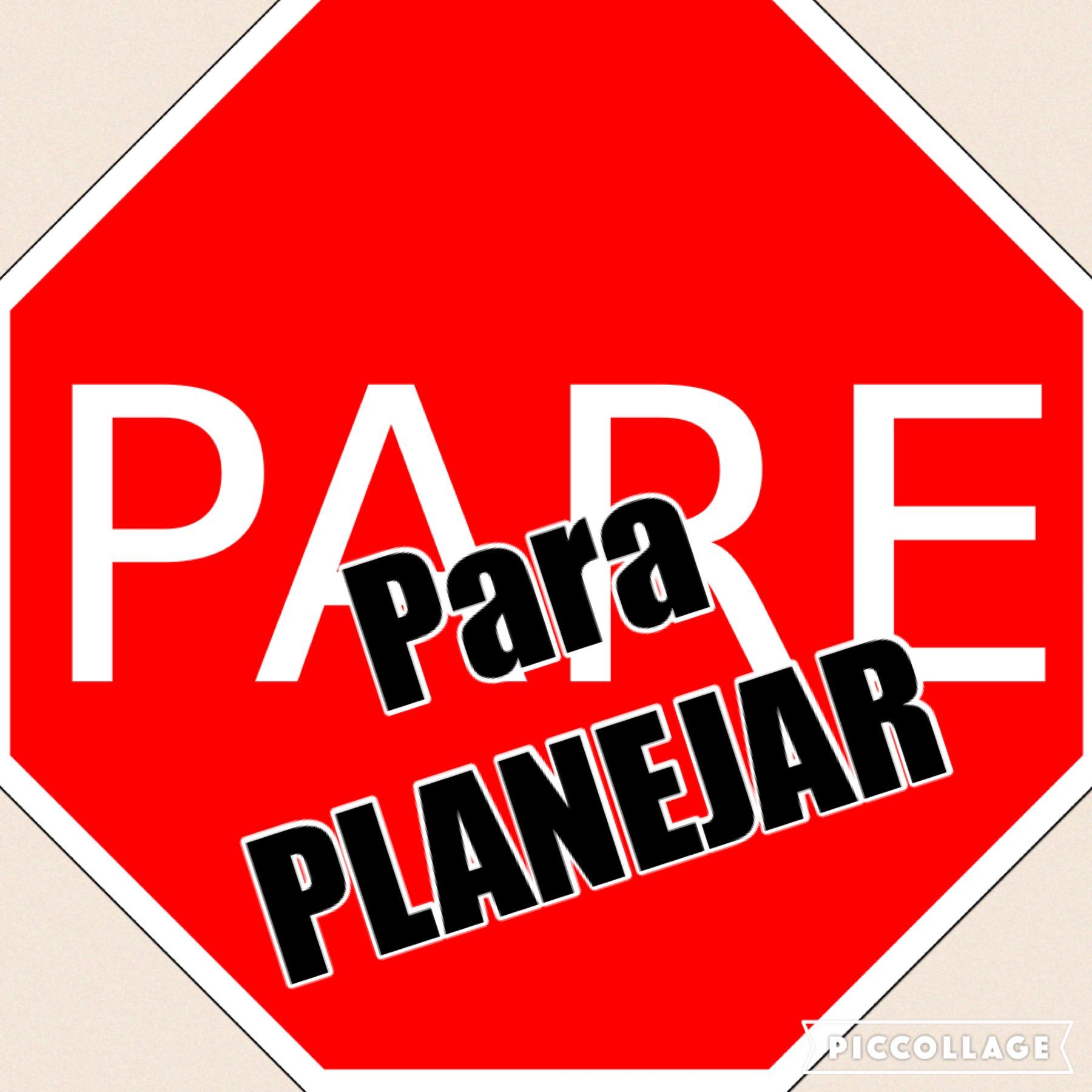 Pare para Planejar – educação financeira – parte3