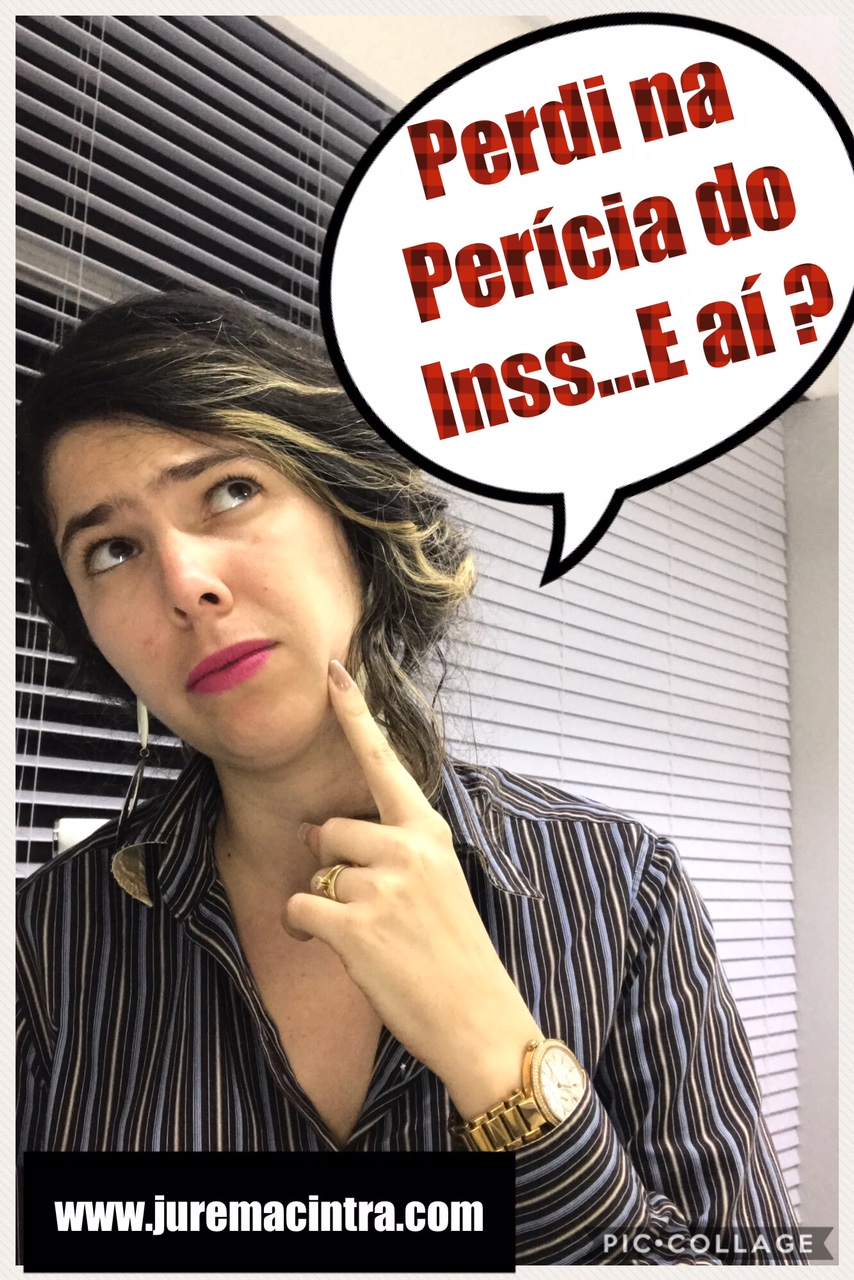 Perdi no Pente Fino do INSS.. E aí?